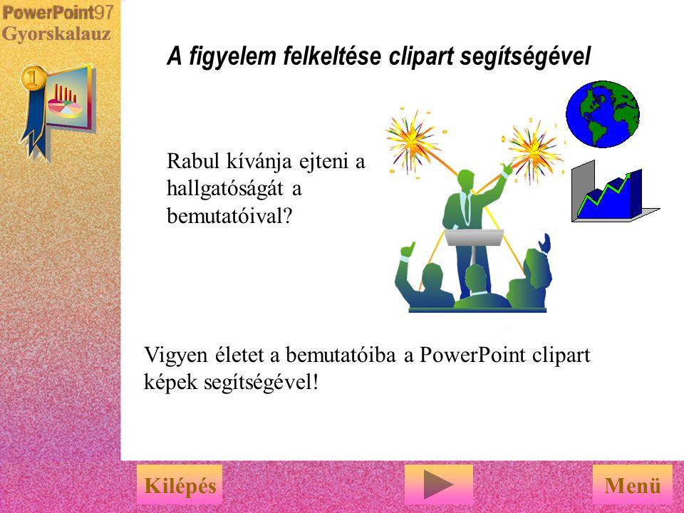 Próbáljon például szegélyt és árnyékot megadni, A PowerPoint eszközeinek segítségével keretet készíthet a diagramok köré vagy nyilak segítségével emel
