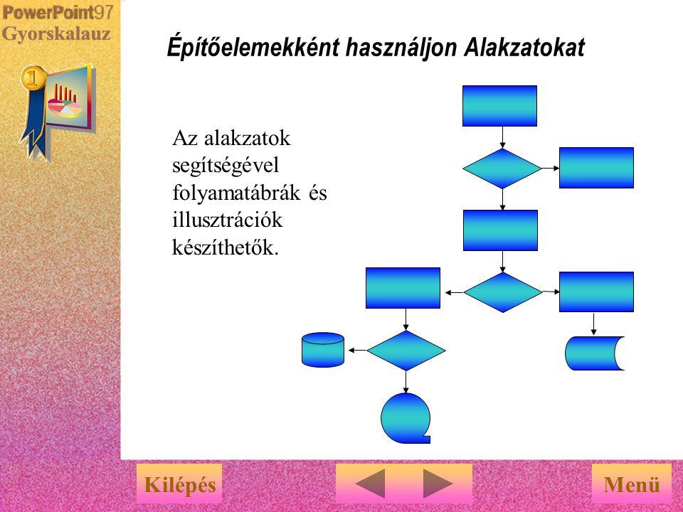 A PowerPoint rajzolóeszközeinek segítségével könnyen elkészítheti a saját alakzatait és ábráit. Csapatszellem díj u Színátmenetekkel u Anyagmintákkal