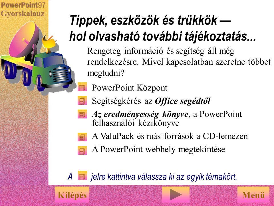A PowerPoint segítségével a legegyszerűbb az animált szalagcímek készítése és közzététele. Csak válassza a Fájl menü Mentés HTML formátumban parancsát