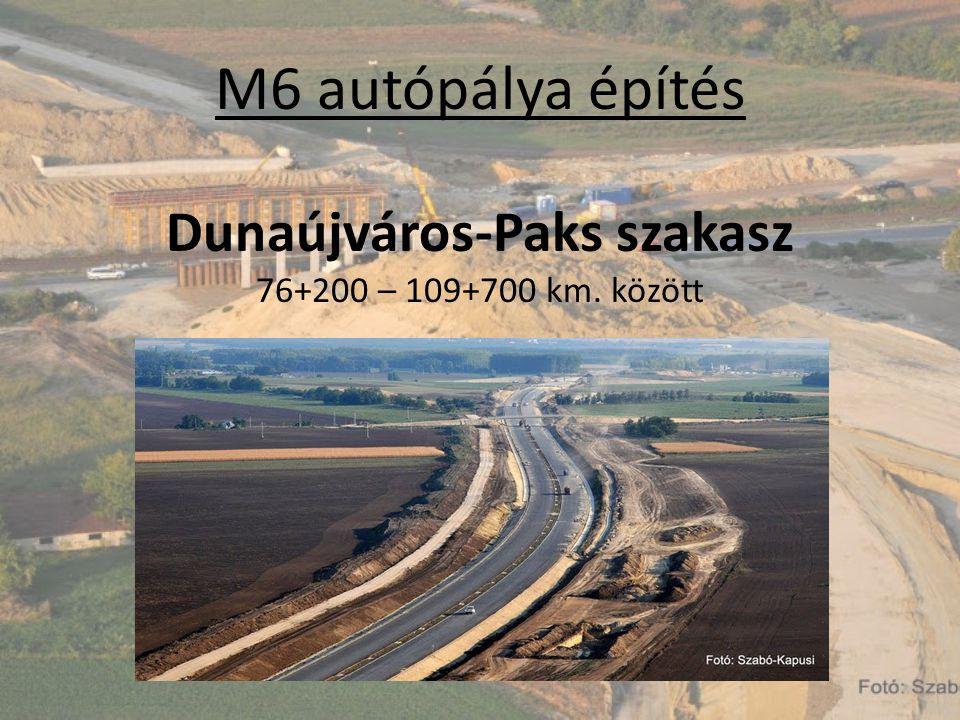 A munkaterület főbb számokban 34km főpálya 20 hónap munkaidő 41 mrd.
