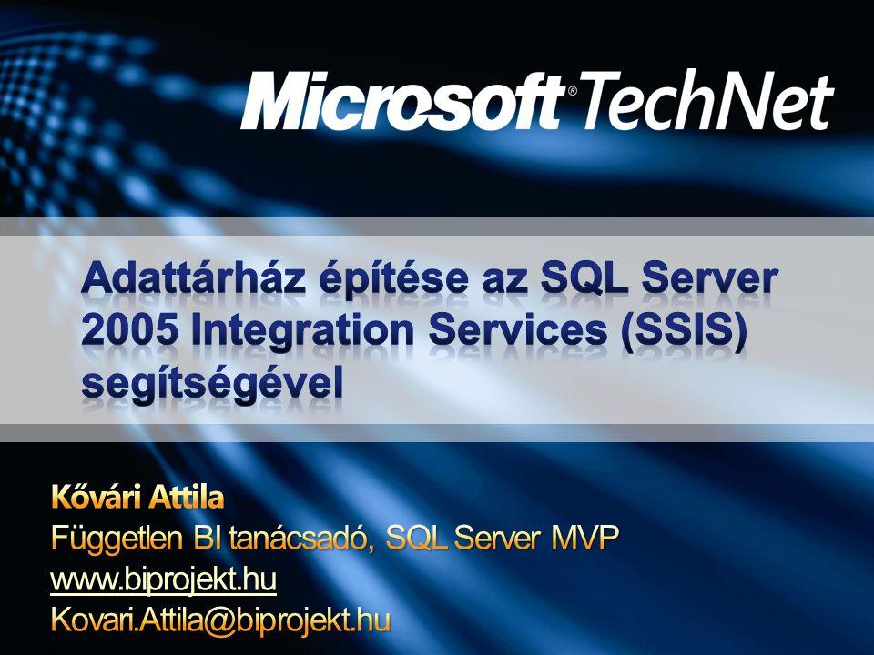 Építsen hatékony SSIS csomagokat.Ismerje meg alaposan az SSIS architektúráját Párhuzamosítson.