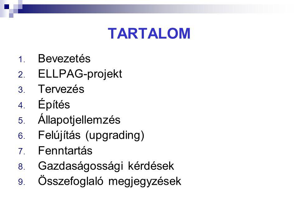 TARTALOM 1. Bevezetés 2. ELLPAG-projekt 3. Tervezés 4.