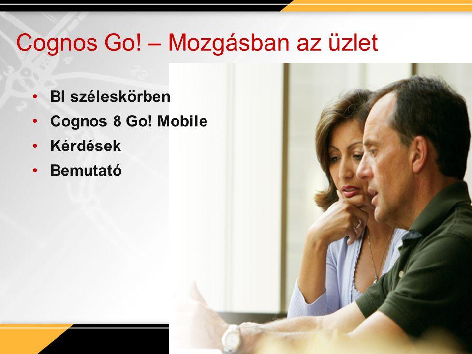BI a Mobil Felhasználóknak?.