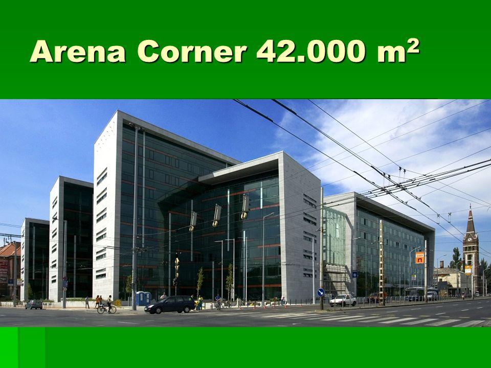 Arena Corner 42.000 m 2