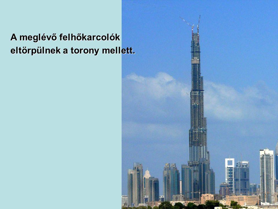 A legmagasabb szinten már érzékelhető a Föld görbülete és forgása.