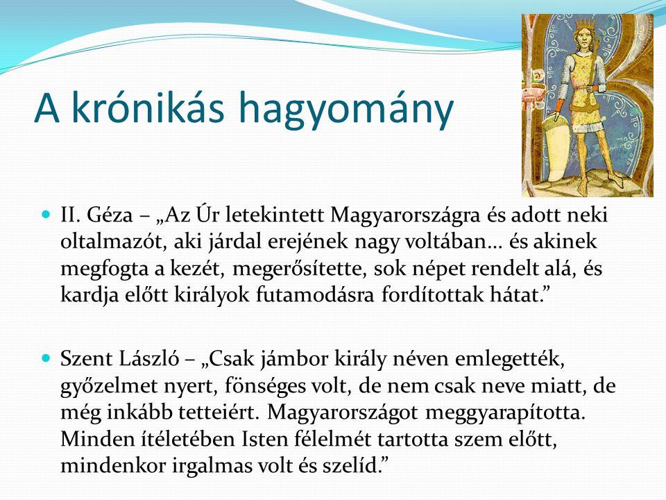 Orosz hadjáratok 1148-55-ig 6 hadjárat 1146 Géza házassága, felesége Eufrozina, Vlagyimir Monomachosz unokája, a Rurik család tagja Eufrozina testvére Izjaszláv lesz a kijevi fejedelem Küzdelmet folytat unokatestvérével, Volodimírrel Az orosz fejedelemségek közti harc tétje a kijevi nagyfejedelmi hatalom 1150 maga Géza vezeti a 3.