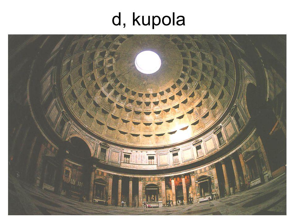 d, kupola