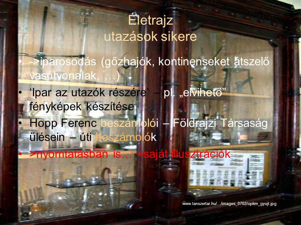 Hausenblasz András Felefedezések az interneten 27 Állandó kiállítások  Időszakos kiállítások + Ráth György Múzeum 1068 Budapest, Városligeti fasor 12.