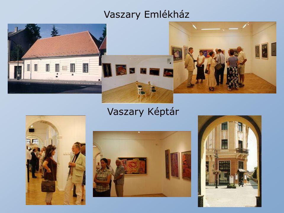 Vaszary Emlékház Vaszary Képtár