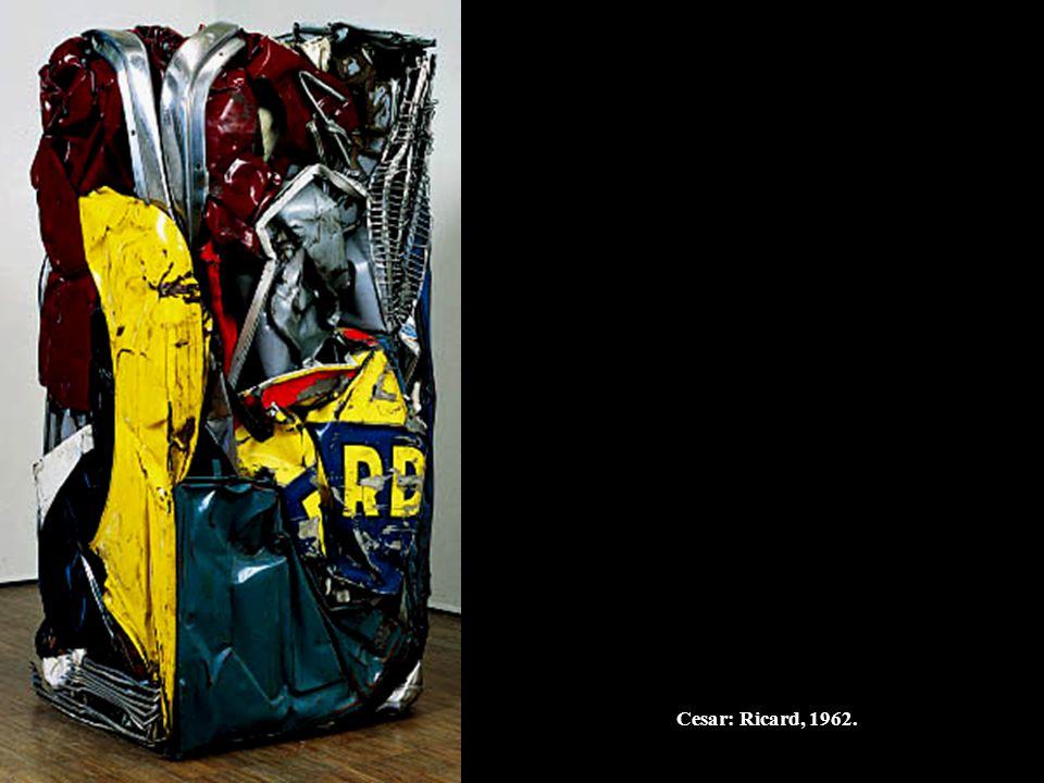 Cesar: Ricard, 1962.