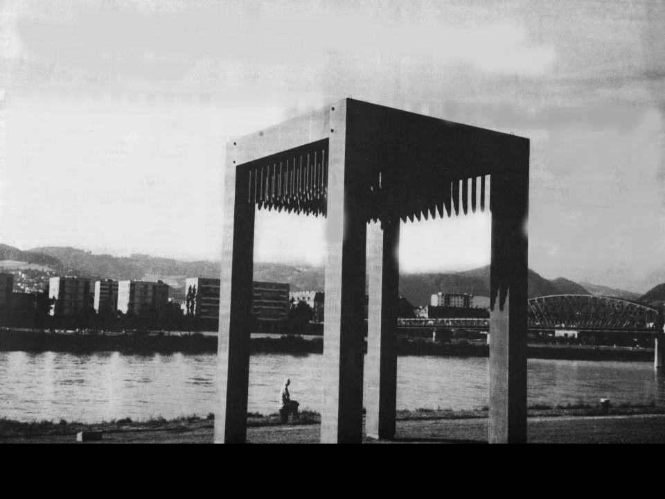 Günther Uecker: Az elvetélés asztala, 1961.