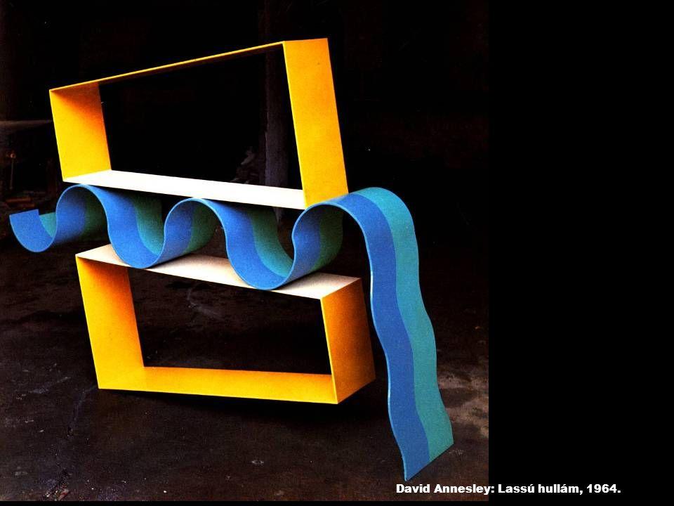 David Annesley: Lassú hullám, 1964.