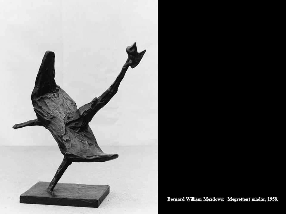 Bernard William Meadows: Megrettent madár, 1958.