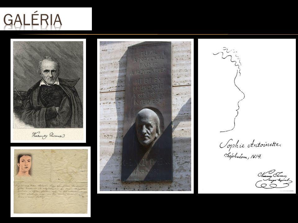 Kazinczy Ferenc születésének negyedévezredes évfordulójának tiszteletére A magyar nyelv fontossága