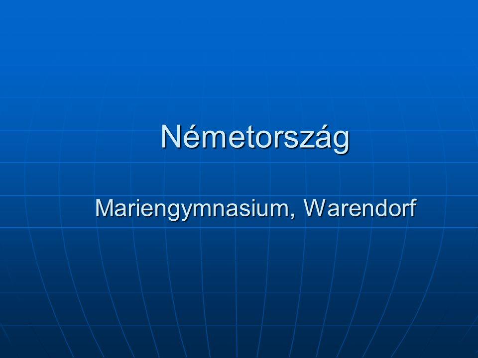Németország Mariengymnasium, Warendorf