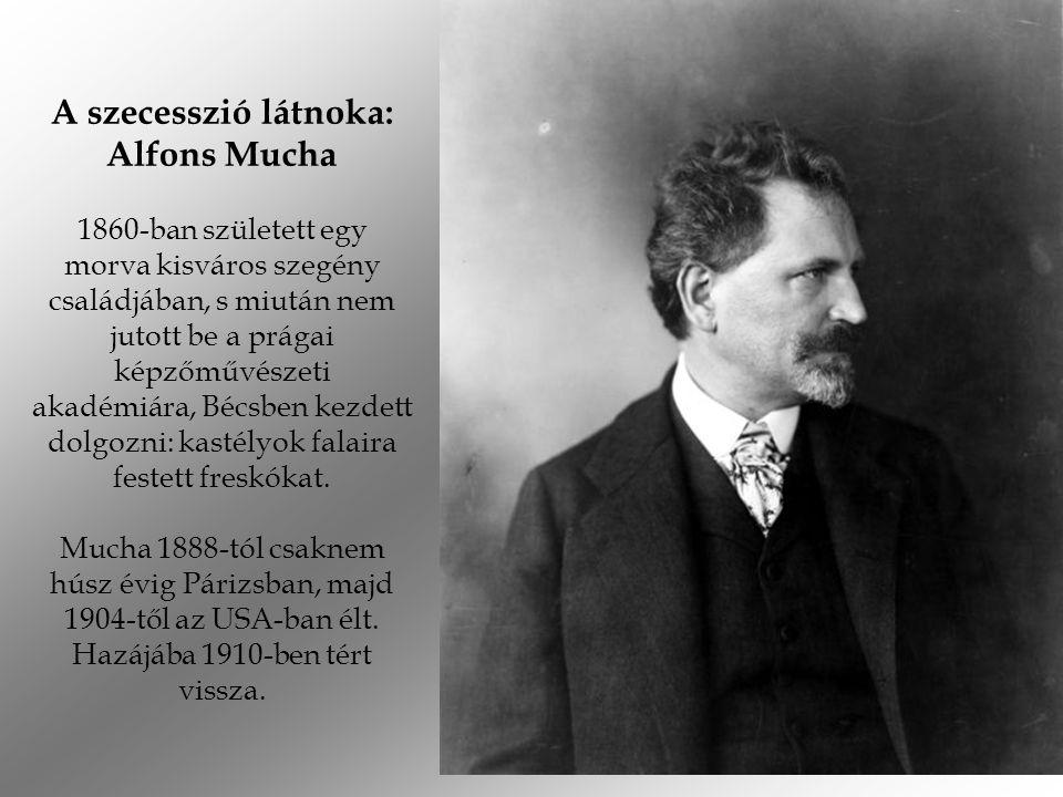 Csehszlovákia megalakulása után ő tervezte az új állam bankjegyeit…