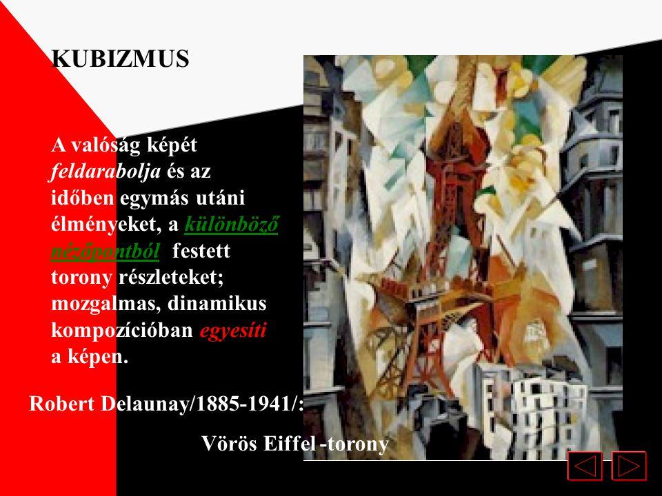 Pablo Picasso: Guernica SZÜRREALIZMUS Stílusa a kubizmus után a szürrealizmus irányába vezetett. Gyakran szerepelnek képein szörnyek, lovak bikák. Fő
