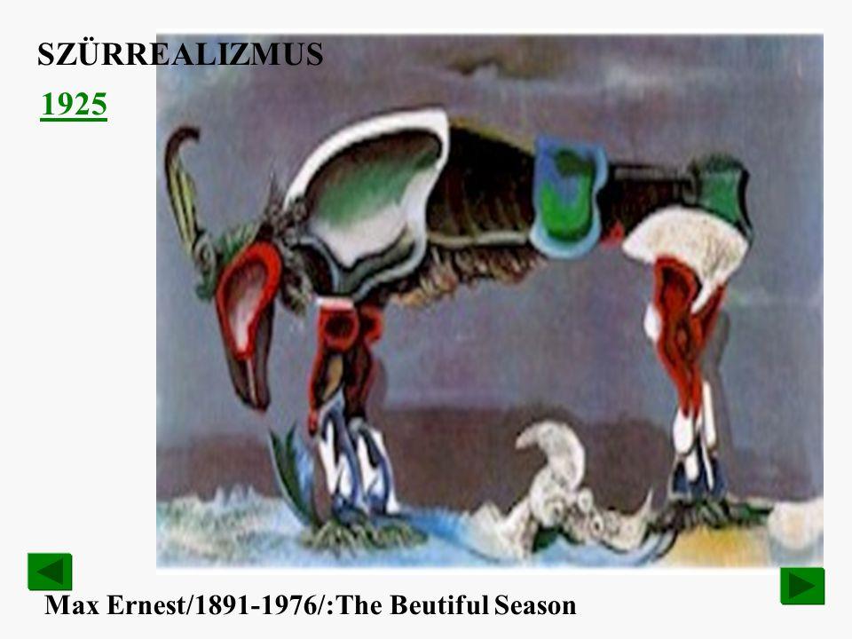 Miró 1925