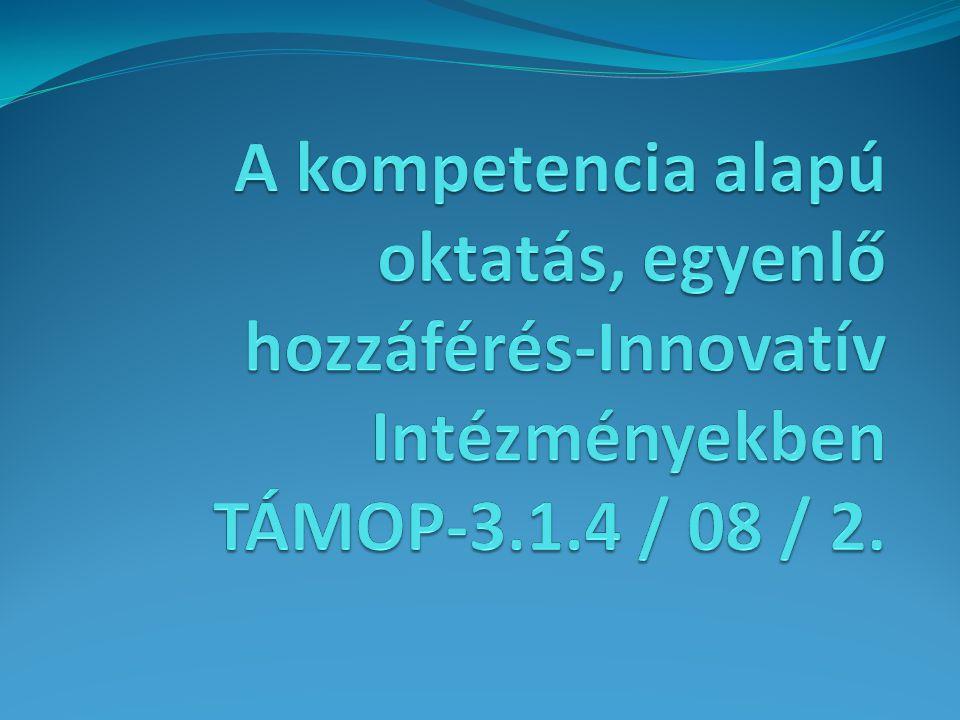 A PÁLYÁZATÍRÁSSAL KAPCSOLATOS INFORMÁCIÓK www.zalai-oktatas.hu
