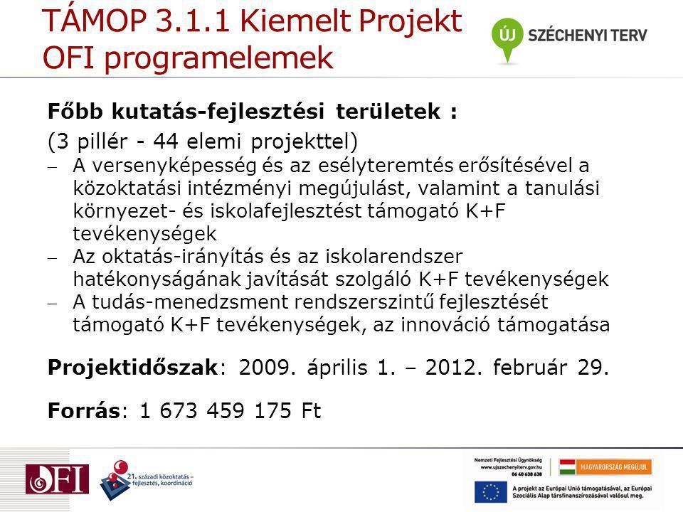 Megjelent kiadványok 3.16.Mártonfi György: Térségi integrált szakképző központok.