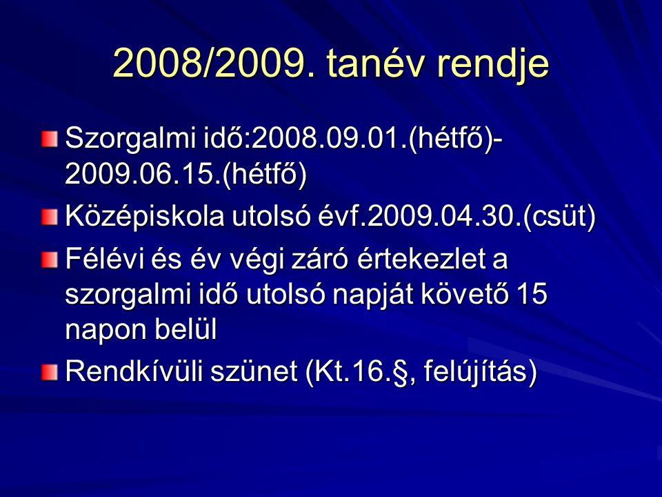 2008/2009.
