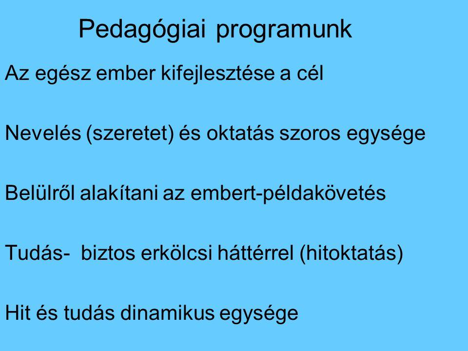 Tehetséggondozás- csoportbontás Idegen nyelvek és specializáció, második id.