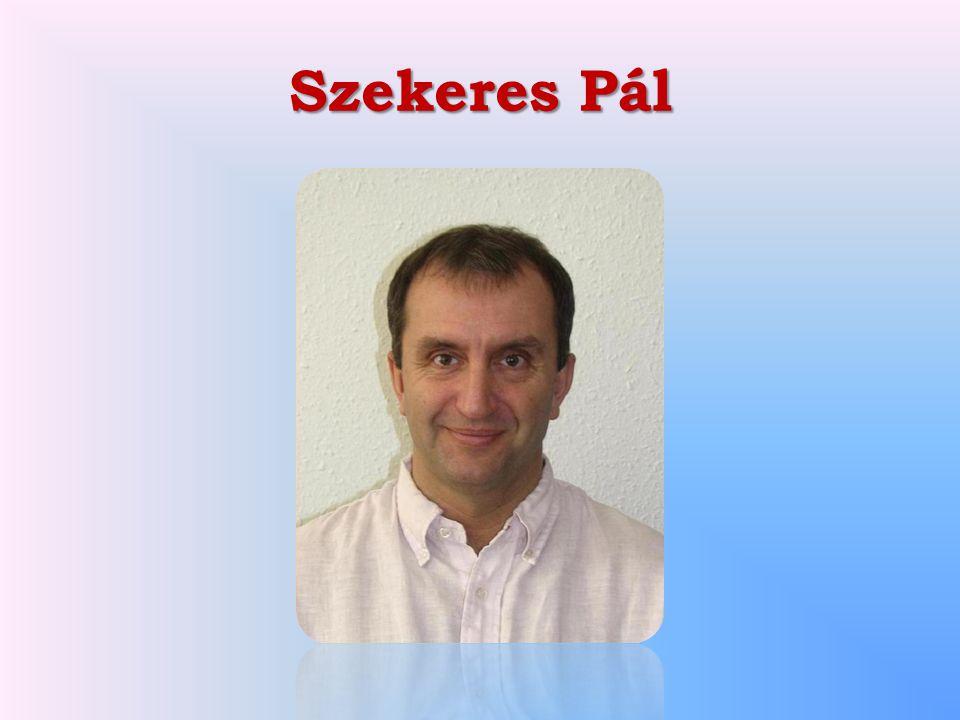Szekeres Pál