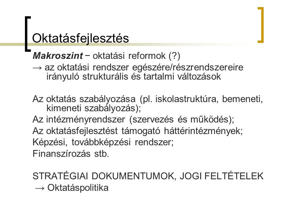 Szövegértés, irodalomolvasás Nézetrendszerek Kulturális örökség nézet A személyes gyarapodás nézete Tantárgyközi nézet Felnőttkori igények szerinti képzés Kulturális eszköztudás (Horváth 1997, Gordon Győri 2003)