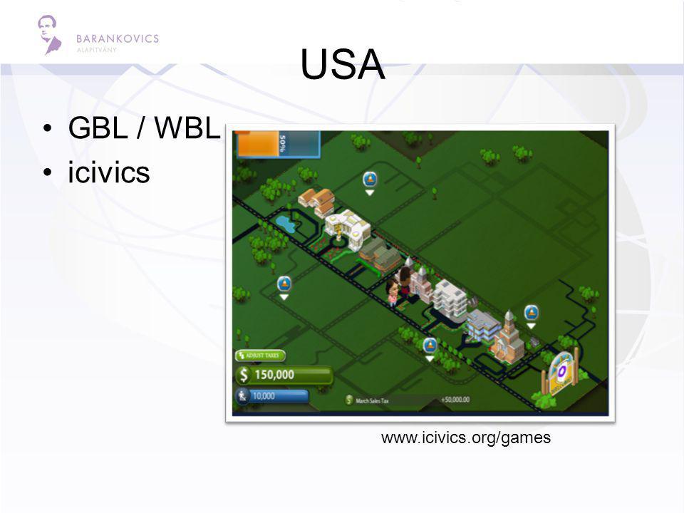 USA GBL / WBL icivics www.icivics.org/games