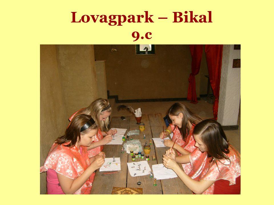 Lovagpark – Bikal 9.c