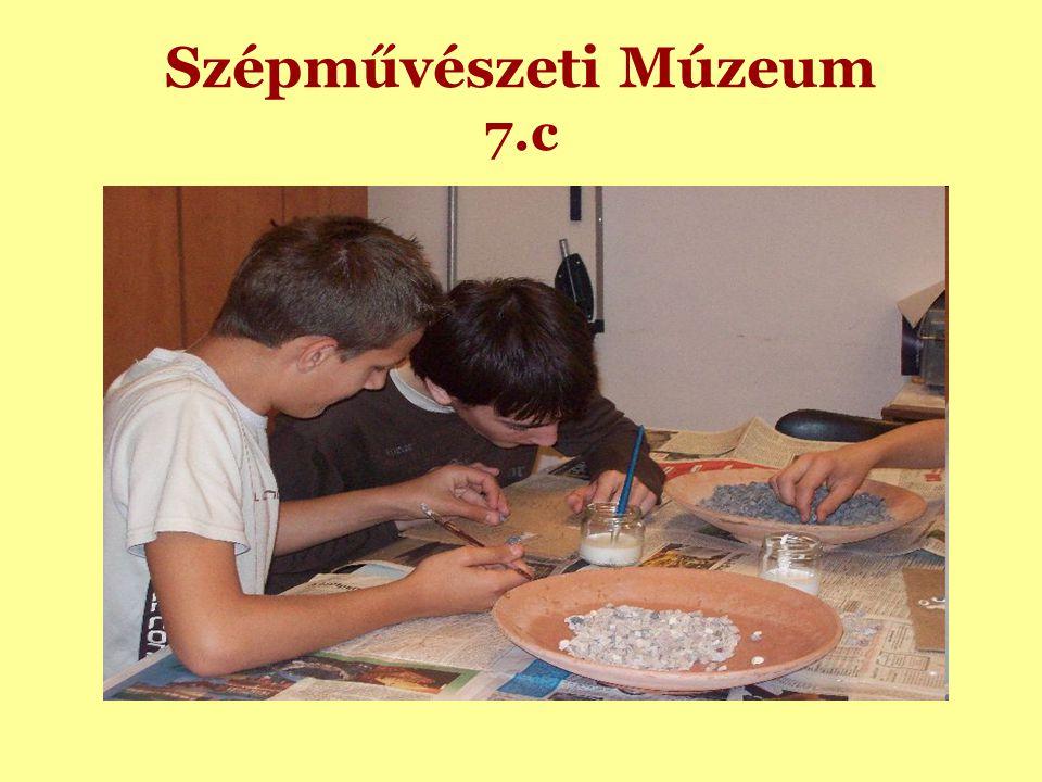 Szépművészeti Múzeum 7.c