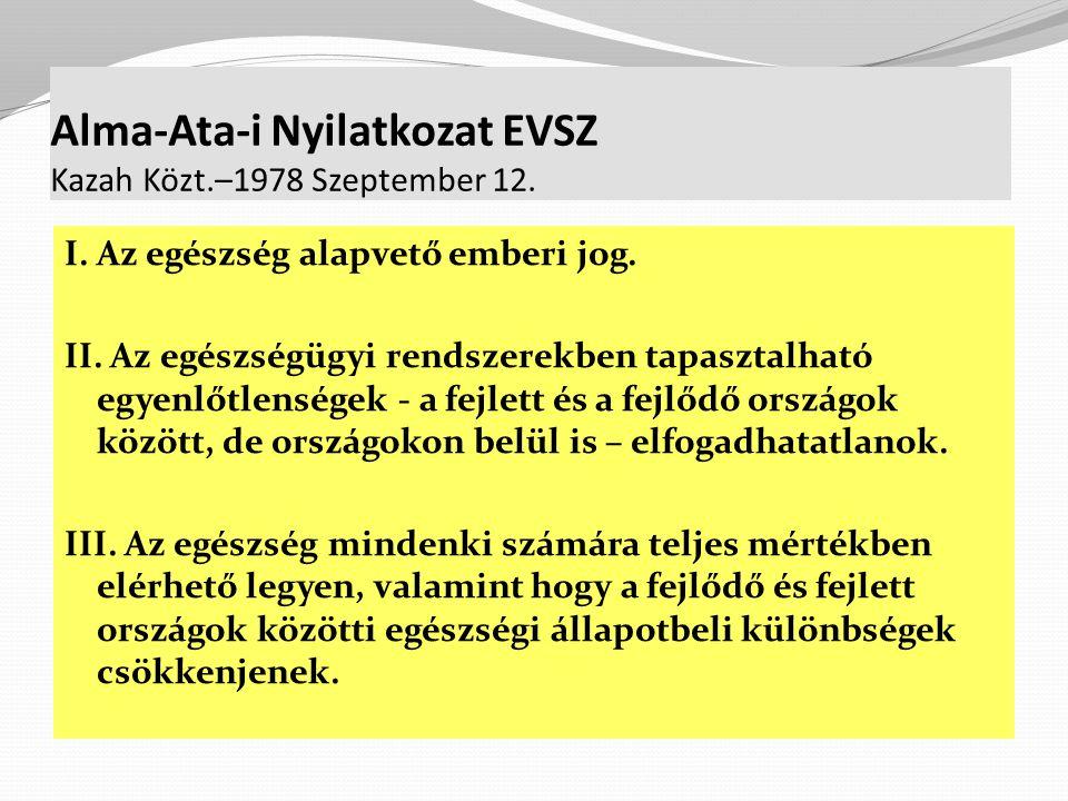 Alma-Ata-i Nyilatkozat EVSZ Kazah Közt.–1978 Szeptember 12.