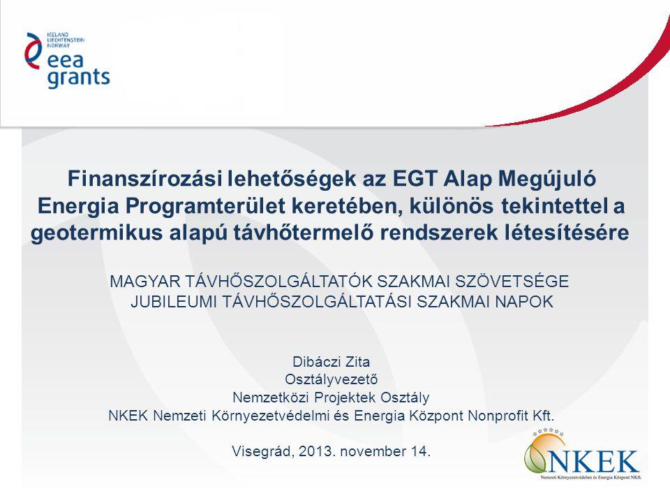 NKEK Nemzeti Környezetvédelmi és Energia Központ Nonprofit Korlátolt Felelősségű Társaság NKEK Nemzeti Környezetvédelmi és Energia Központ Nonprofit Kft.
