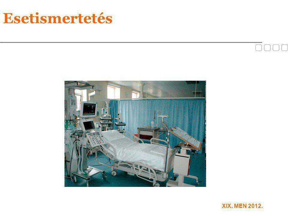 """XIX. MEN 2012. """" Az én feladatom a betegek ellátása…"""