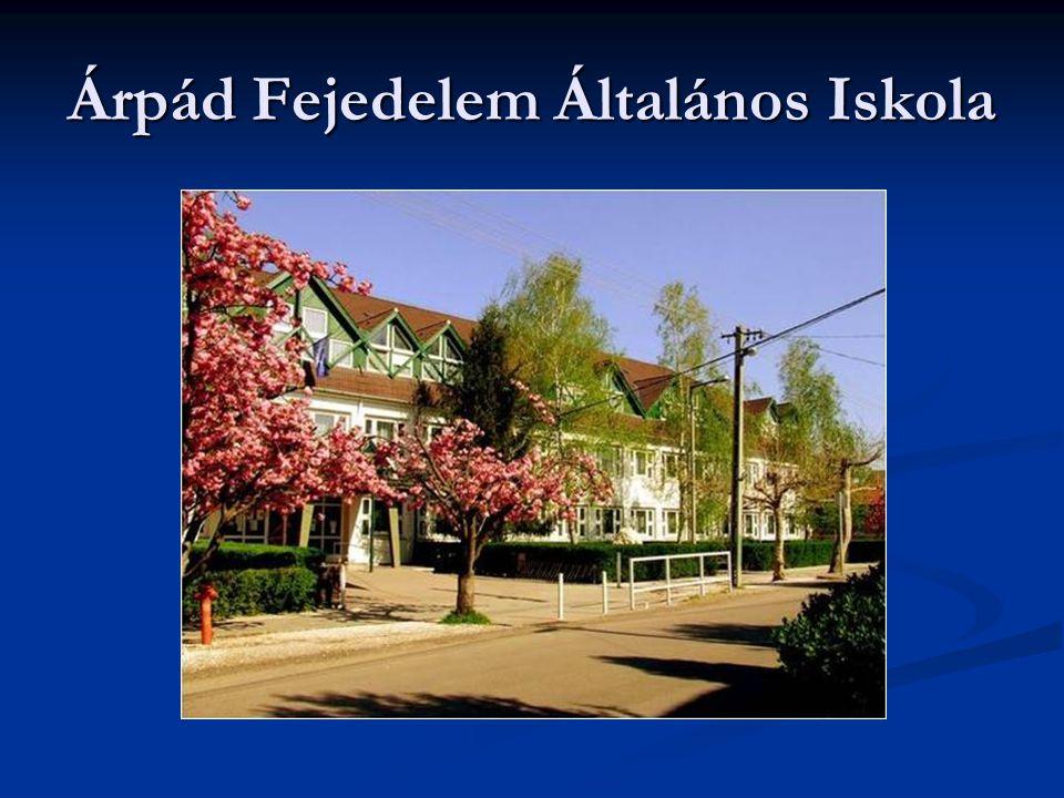 Árpád Fejedelem Általános Iskola