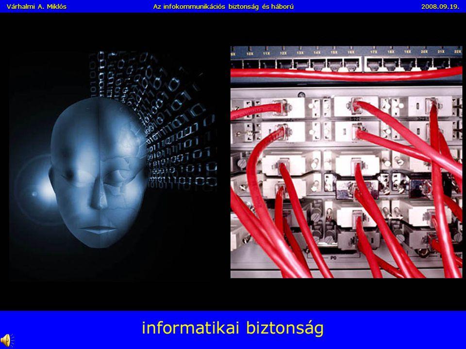 A gazdasági szféra információ illetve informatikai biztonsága II. Ez mindenkire vonatkozik, aki kilóg a sorból, az a többieket is veszélybe sodorja Jó