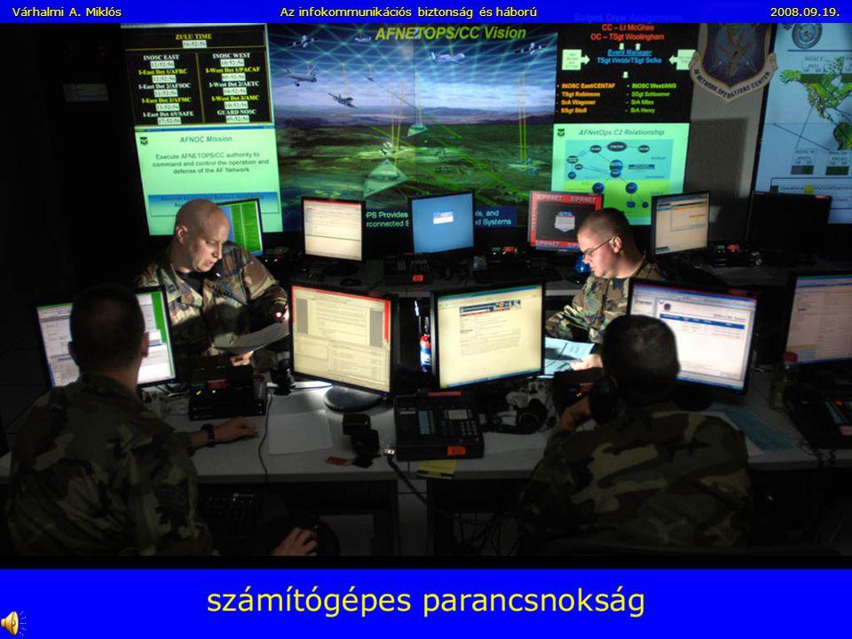 Az információs illetve informatikai biztonság rendvédelmi feladat II. Képzésük, ismereteik, a gyakorlatuk, a szemléletük, az egyéniségük ettől jelentő
