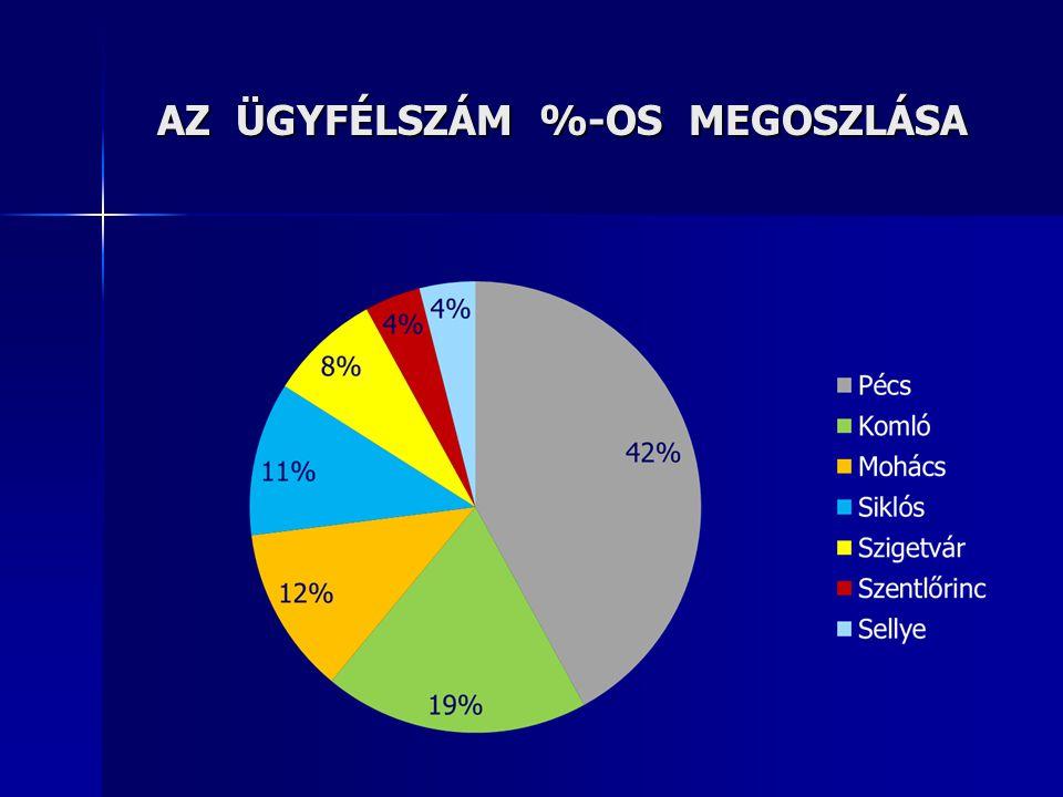 A REHABILITÁCIÓS SZAKIGAZGATÁSI SZERV MEGYÉBEN BETÖLTÖTT SZEREPE A megyei helyzete országos viszonylatban: > itt él a 4.