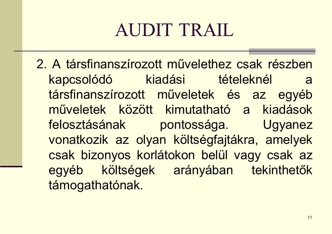 11 AUDIT TRAIL 2.