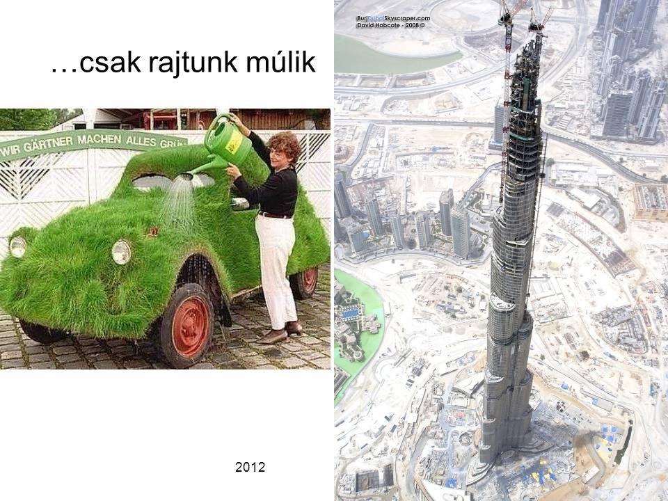 2012 …csak rajtunk múlik