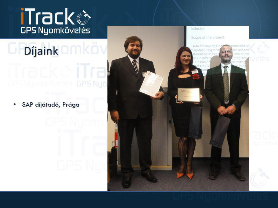 Díjaink SAP díjátadó, Prága SAP díjátadó, Prága