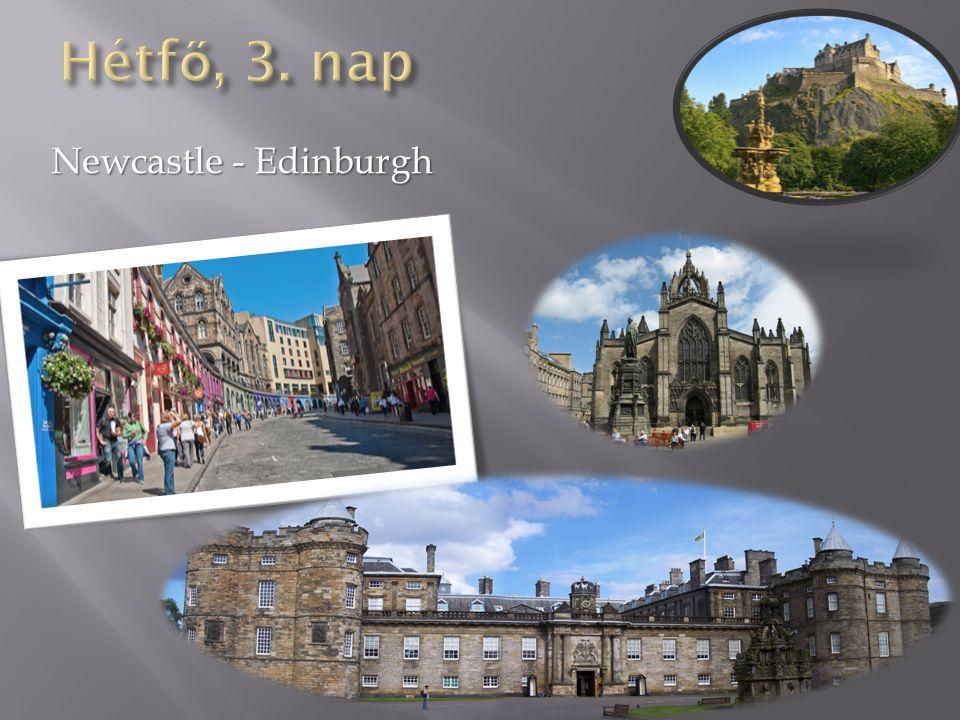 Newcastle - Edinburgh
