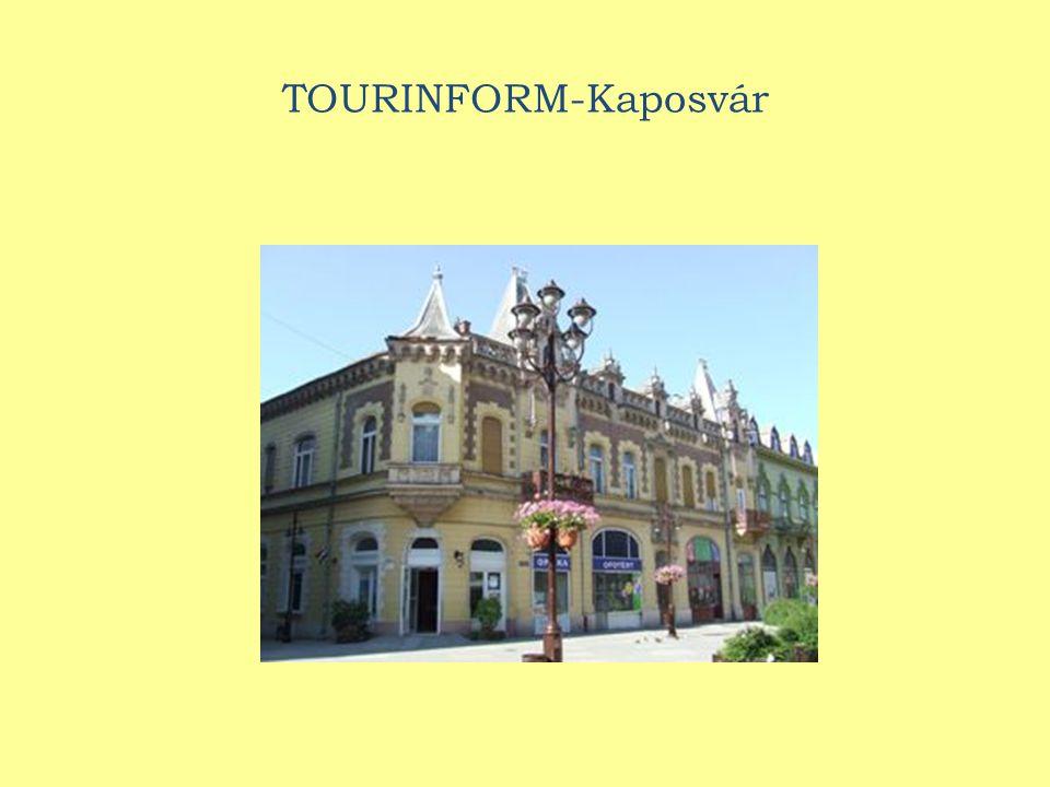 TOURINFORM-Kaposvár