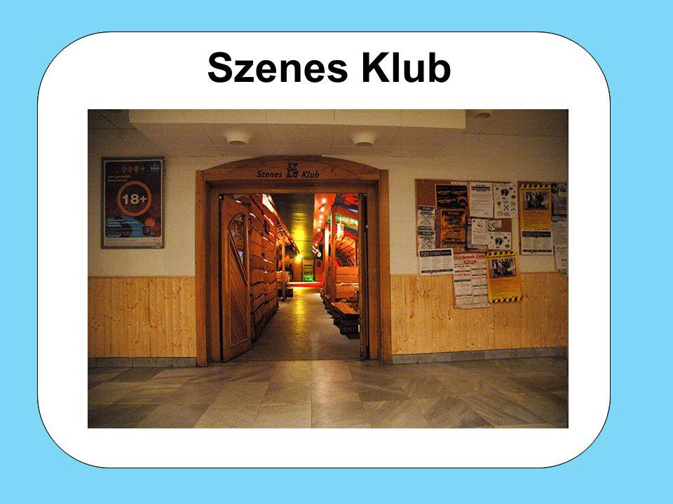 Szenes Klub