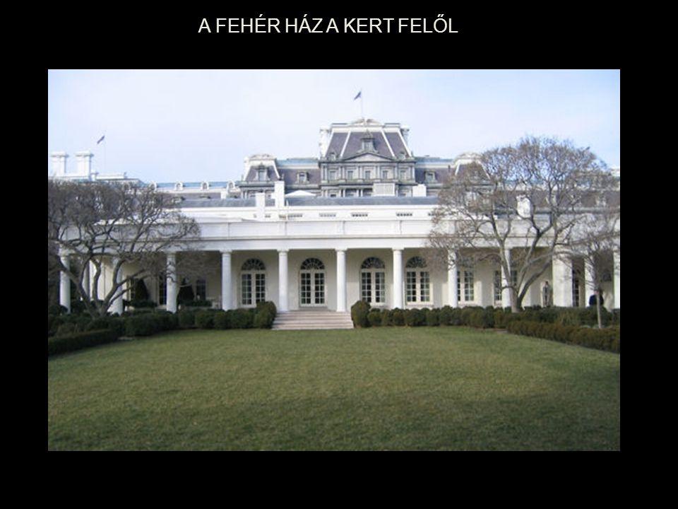 Látogatás a Fehér Házban
