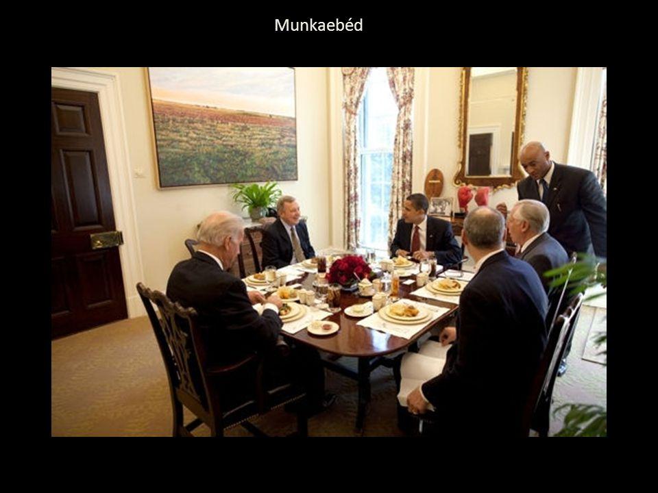Elnöki ebédlő