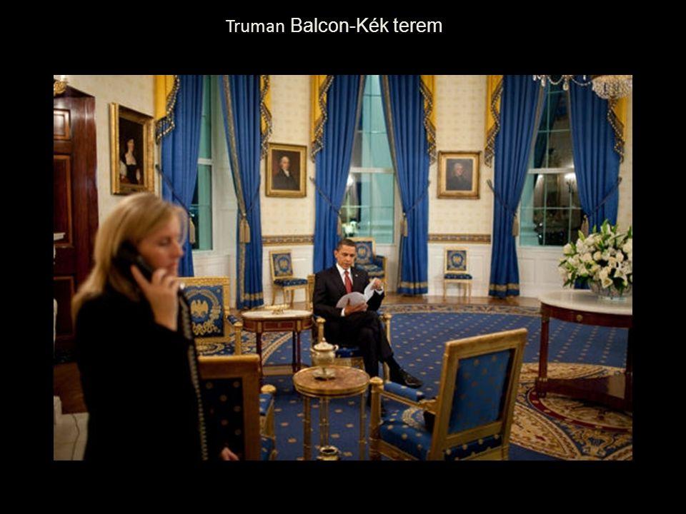 Truman Balcon-Kék terem