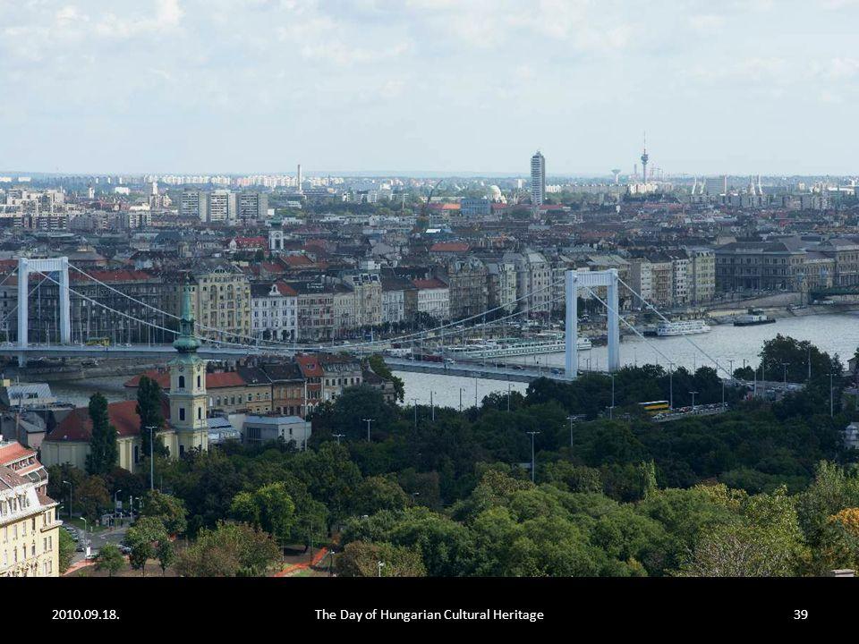 2010.09.18.The Day of Hungarian Cultural Heritage38 Kilátás a tetőteraszról Az eredeti fénykép 120 cm széles