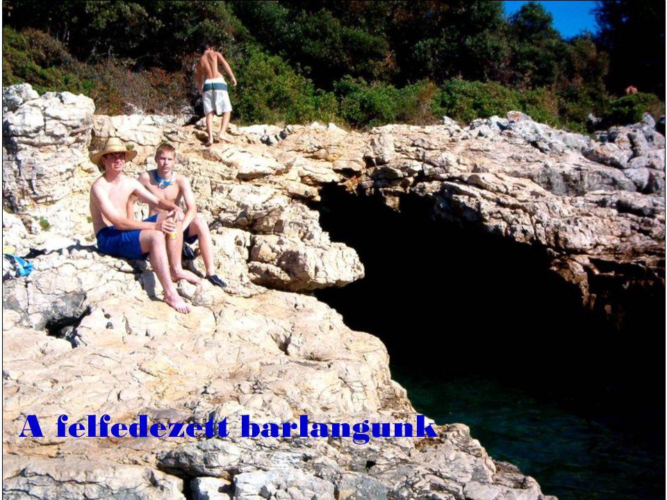 A felfedezett barlangunk
