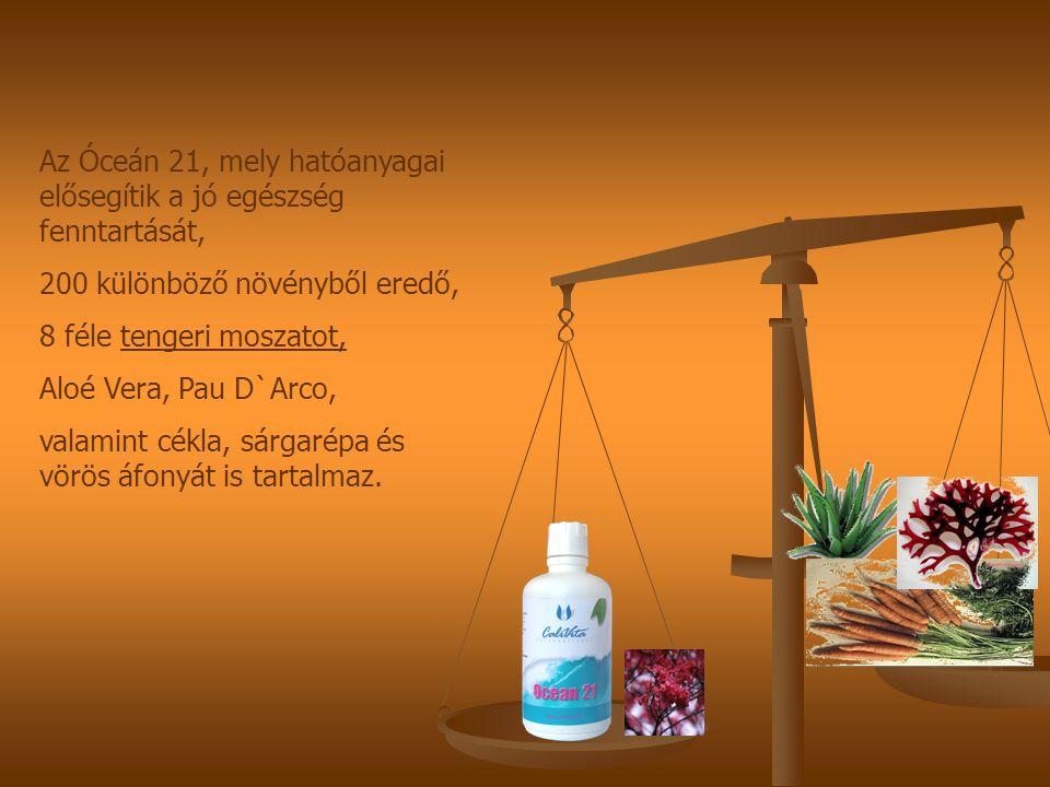Tartalmazza az egészséges sejtműködéshez szükséges koncentrált napenergiát, antioxidánsokat, tápanyagokat, fontos flavinokat és a harmonikus rezgéseke
